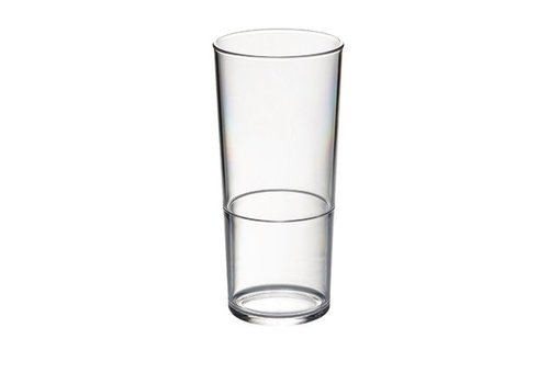 HorecaTraders Plastikbierglas | BPA frei 28cl