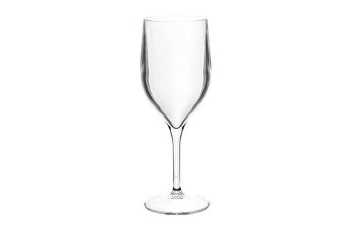 HorecaTraders Kunststoff-Weinglas BPA frei 31cl