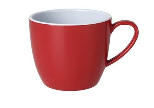 HorecaTraders Melamine Mug | 28.5cl | 2 colors (6 pieces)