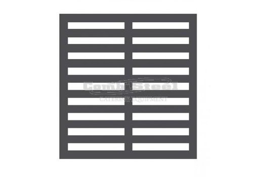 Combisteel Grate for ice storage cabinet