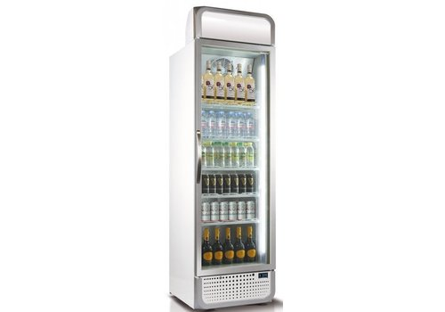 Husky Display Kühlschrank C5PRO-H-HU + C5-CANOPY | 485L