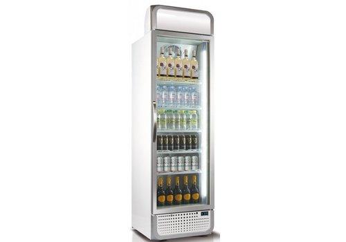 Husky Display Refrigerator C5PRO-H-HU + C5-CANOPY | 485L