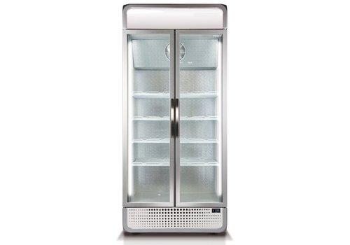 Husky Kühlschrank anzeigen C8PRO-H-HU + C8-CANOPY | 728L
