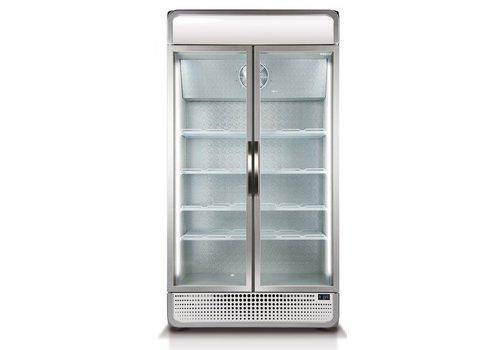 Husky Kühlschrank anzeigen C10PRO-H-HU + C10-CANOPY | 975L