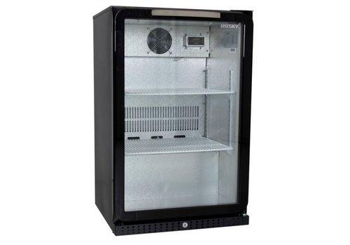 Husky Backbar koeler inteligenzia C1THBLACK 112 liter