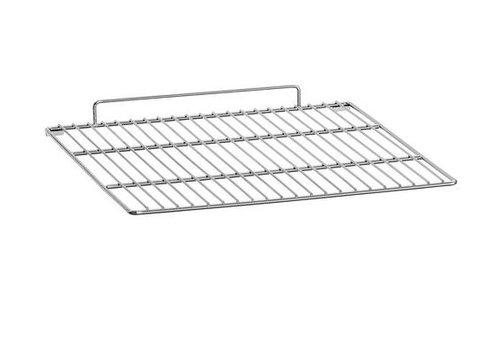 Bartscher Rooster voor Flessenkoelkast | RVS | 35,2 (B) x 36 (D) x 3,5 (H) cm