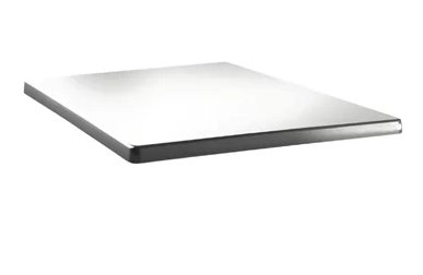 White Table Top In Tabletop Square White Sizes Buy Horecatraders Buy Online Commercial Catering Equipment