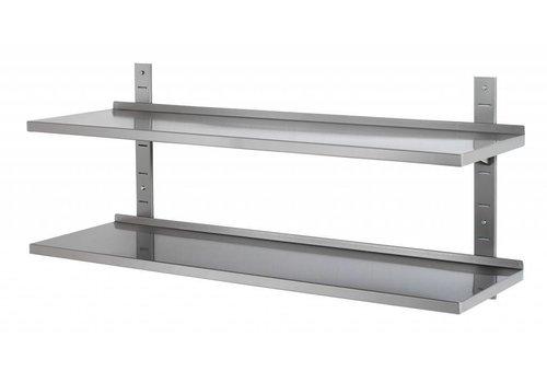 Bartscher Shelf | B 1400 x D 355 mm