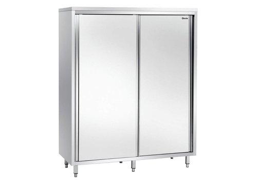 Bartscher Cupboard with 3 intermediate shelves, W 1200 mm