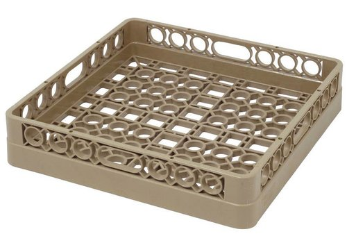Bartscher Universal Dishwashing Basket | 50x50cm