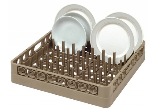 Bartscher Dishes Dishwasher basket 50x50cm