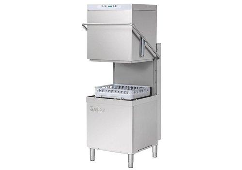 Bartscher Pass Trough Dishwasher Accessories with 11 kW