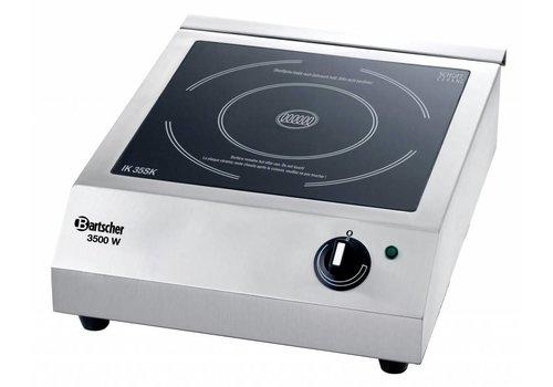 Bartscher Adjustable Induction Cooking Plate | 3500Watt