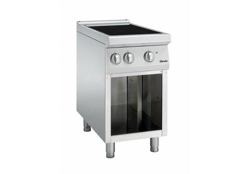 Bartscher Inductie Kooktoestel met Onderbouw | 2x5000Watt