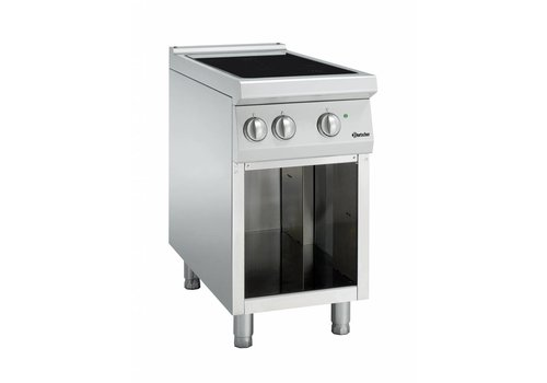Bartscher Induction Cooker With Under Construction | 2x5000Watt