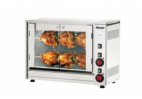 Bartscher Electric chicken grill P6