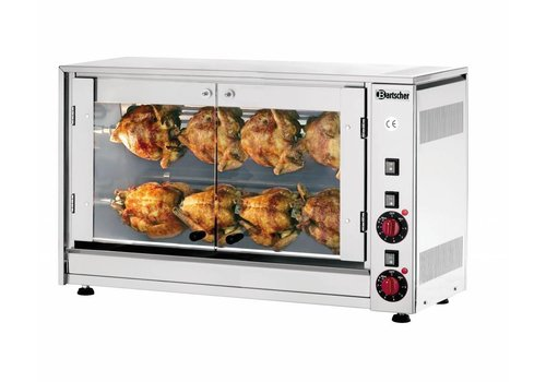 Bartscher Electric chicken grill P8N