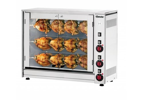 Bartscher Electric chicken grill P12N