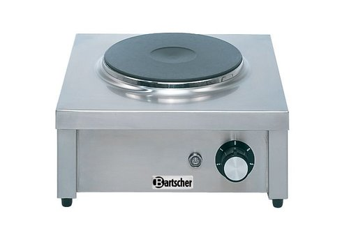 Bartscher Cooker with 1 electric plate | 2.0 kw