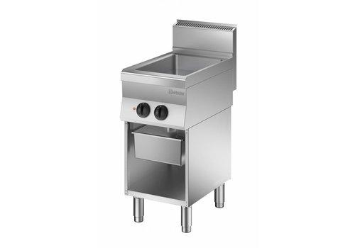 Bartscher Electric multi-roasting pan 13 liters | 320x480x (H) 92.5 mm