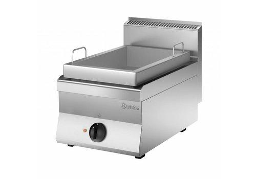Bartscher Electric frying pan 12.5 liters | 400x650x (H) 295mm