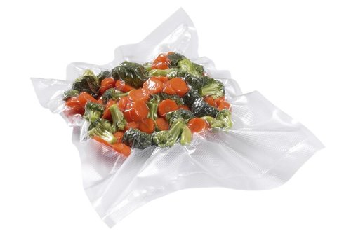 HorecaTraders Vacuum bags ribbed on one side | 3 Sizes