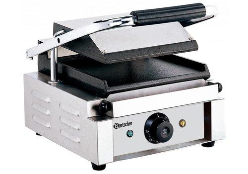 Bartscher Elektrische contact grill | Glad&Glad  | 29x37x(h)20 cm