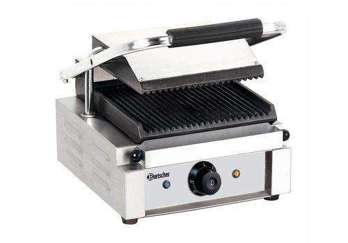 Bartscher Elektrische contact grill | Geribd&Geribd |  29x37x20(h) cm