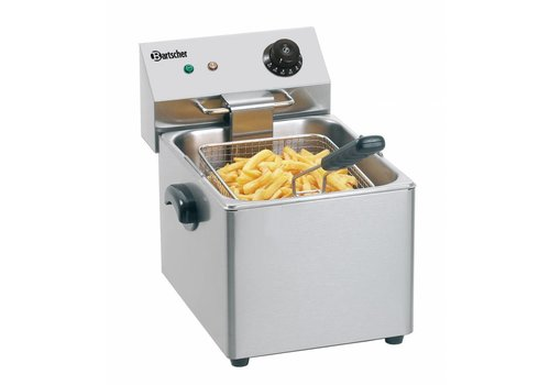 Bartscher Elektrische Frituurpan - 8 Liter