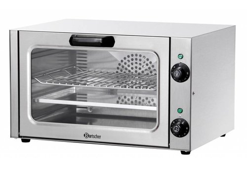 Bartscher Small convection oven - (h) cm 31,6x52,7x45
