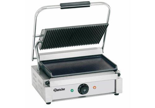 Bartscher Elektrische contact grill | Geribd&Glad | 41x37x(h)20 cm | MEEST VERKOCHT!!!