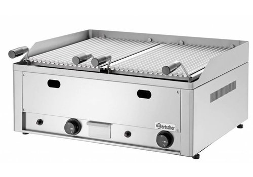 Bartscher Lavasteen-grill table model 70