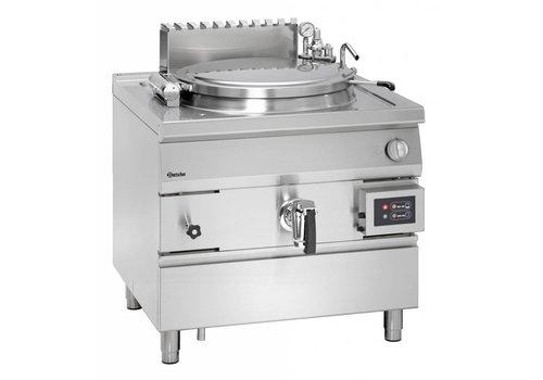 Bartscher Gas kookketel indirecte verwarming, 100 liter