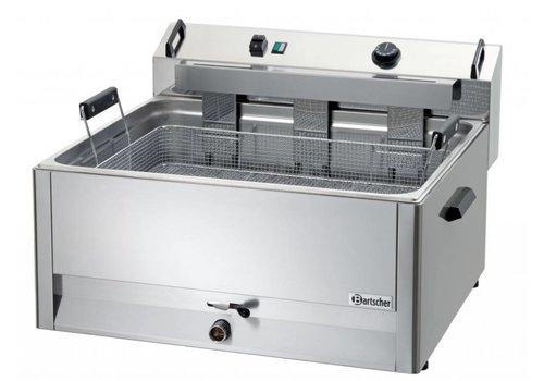 Bartscher Krachtige Bakkerij friteuse - 1 x 30 Liter - 15000 Watt