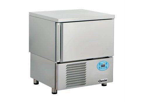 Bartscher Horeca Schnellkühler / Gefrierschrank 1200Watt | 5 x 1/1 GN