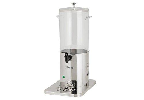 Bartscher Beverage dispenser DTE5, thermoelectric cooling