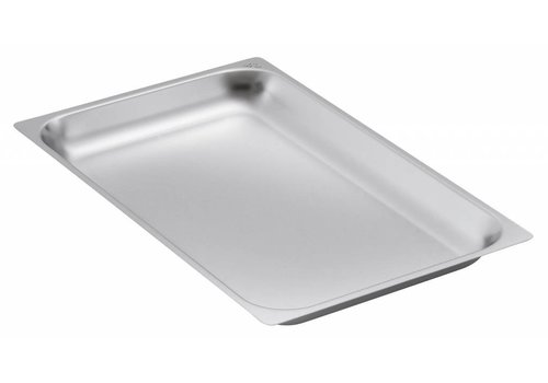 Bartscher GN baking pan 2/1 | German Quality