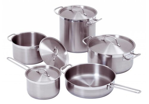 Bartscher Pots and pans | 9 Sheets