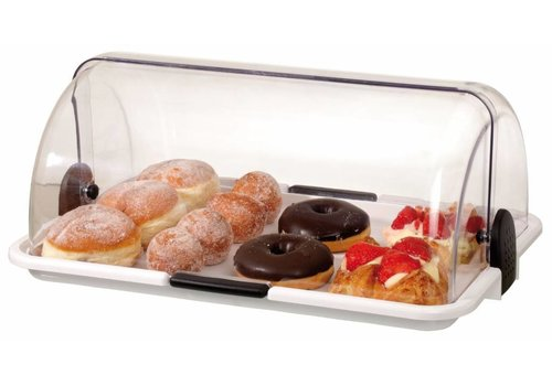 Bartscher Large Buffet Voucher with lid | Plastic