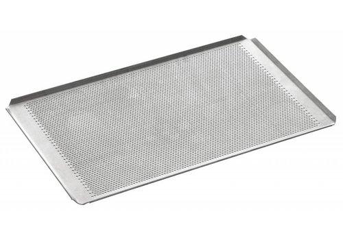 Bartscher Perforated baking tin | 53 x 32.5 cm