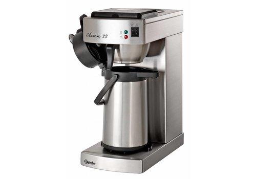 Bartscher Professionelle Kaffee | 2 Liter