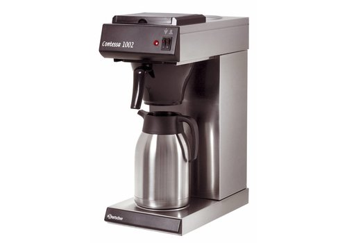 Bartscher Professional Coffee Makers | 2 liters