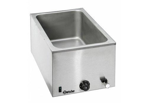 Bartscher Bain Marie with water tap