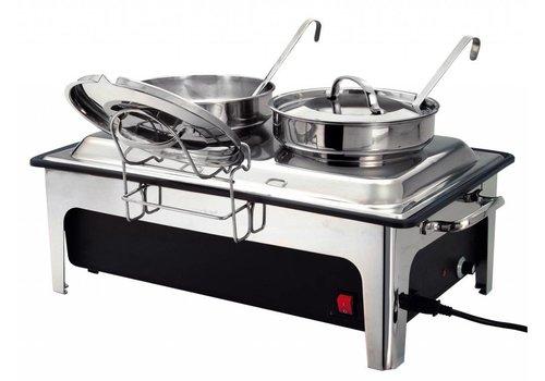 Bartscher Electric soup kettle 2 x 4 Liter