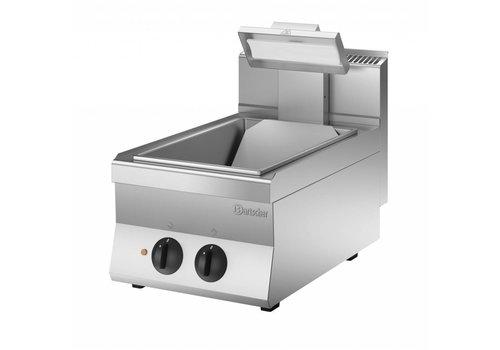 Bartscher Frites Warmhoudapparaat met Warmtestraler