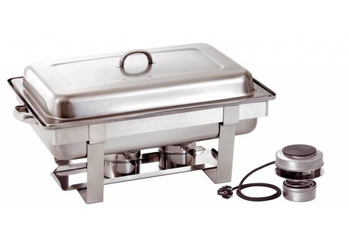 Bartscher Chafing dish 1/1 GN electric heater included