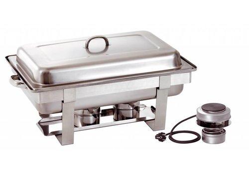 Bartscher Chafing Dish 1/1 GN inklusive Elektroheizung