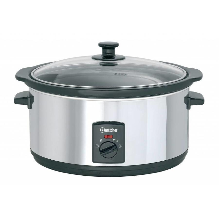 Slow Cooker 6.5 liters