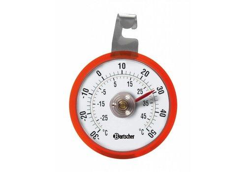 Bartscher Kühlschrankthermometer -30 ° C bis 50 ° C