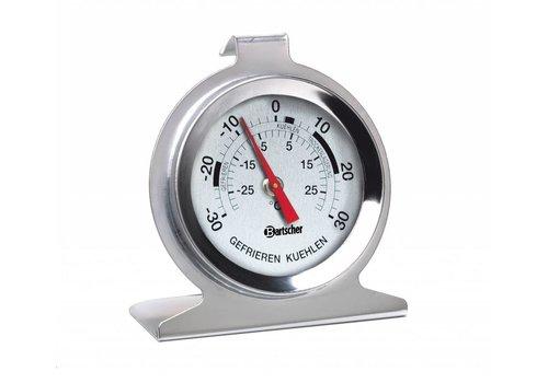 Bartscher Koelkast Thermometer -30°C tot 30 °C